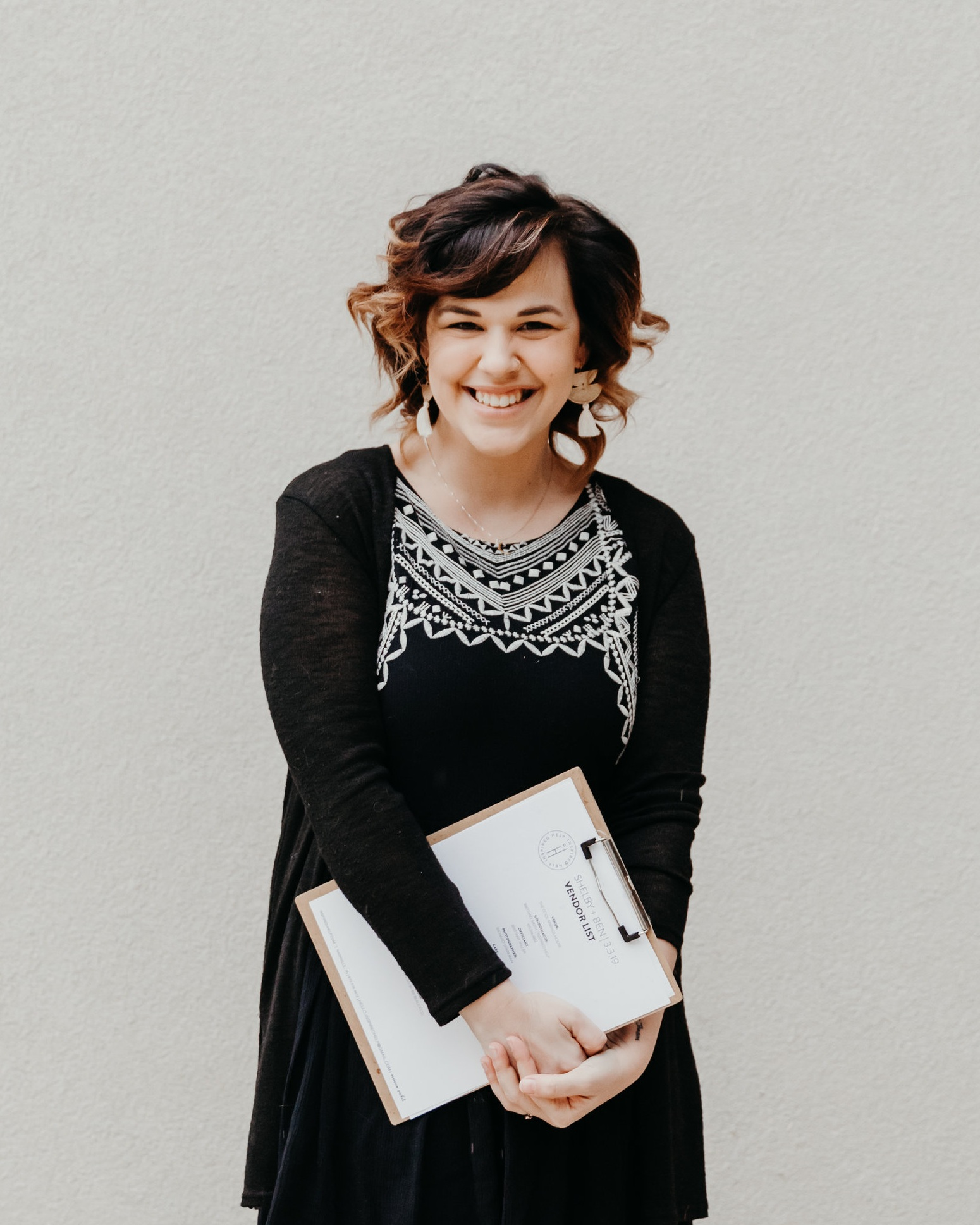 BRITTANY SMITH - OWNER + LEAD COORDINATOR