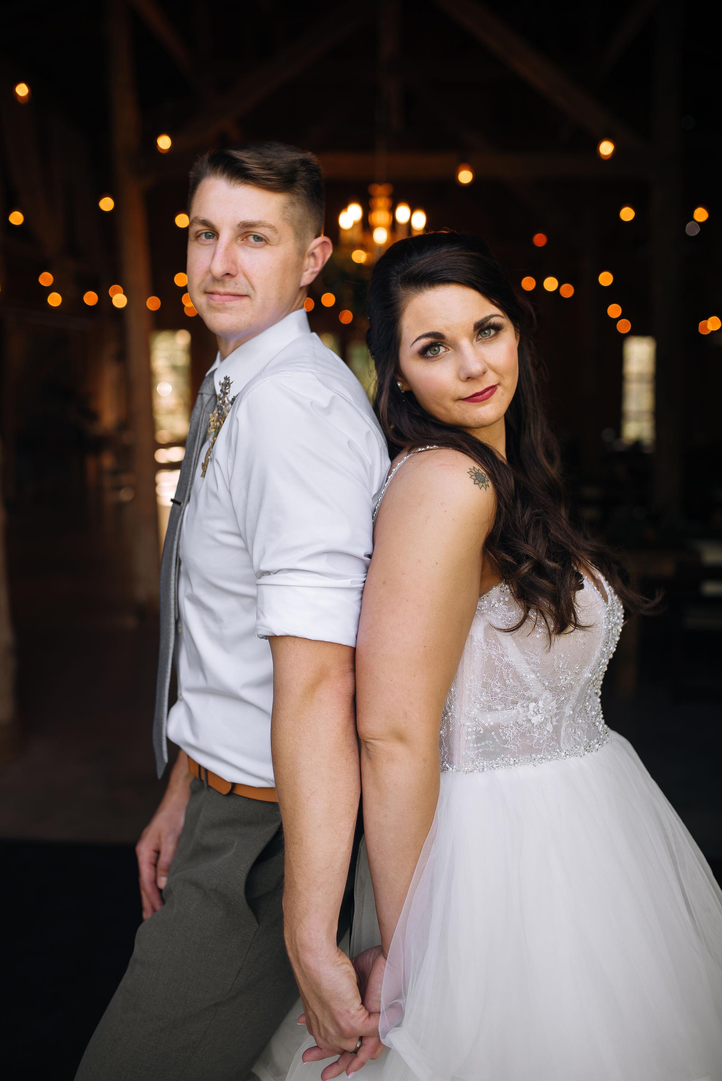 Brandon + Amanda | Meadow Hill Farm