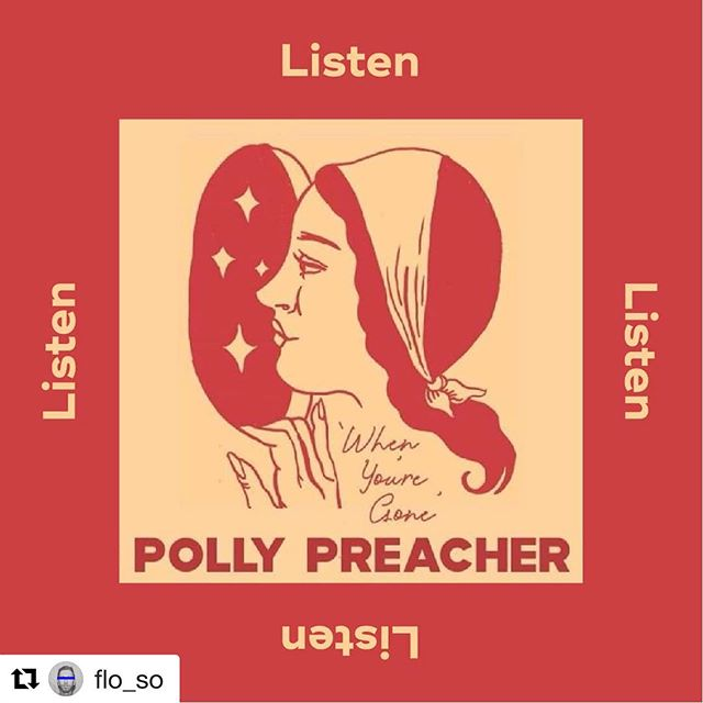 #Repost @flo_so Check it out! Drums recorded at Punch ✌️ ・・・ I had the pleasure to record drums on @pollypreacher latest single 'When You're Gone' out on Lucky Listen Records.  Listen now on Spotify 🥁 . . . . . #newmusic #newrelease #music #drums #drummer #sessiondrummer #drumstagram #pollypreacher #musicstudio #recording #drumsharing #drumming #dreampop #thecranberries #cover