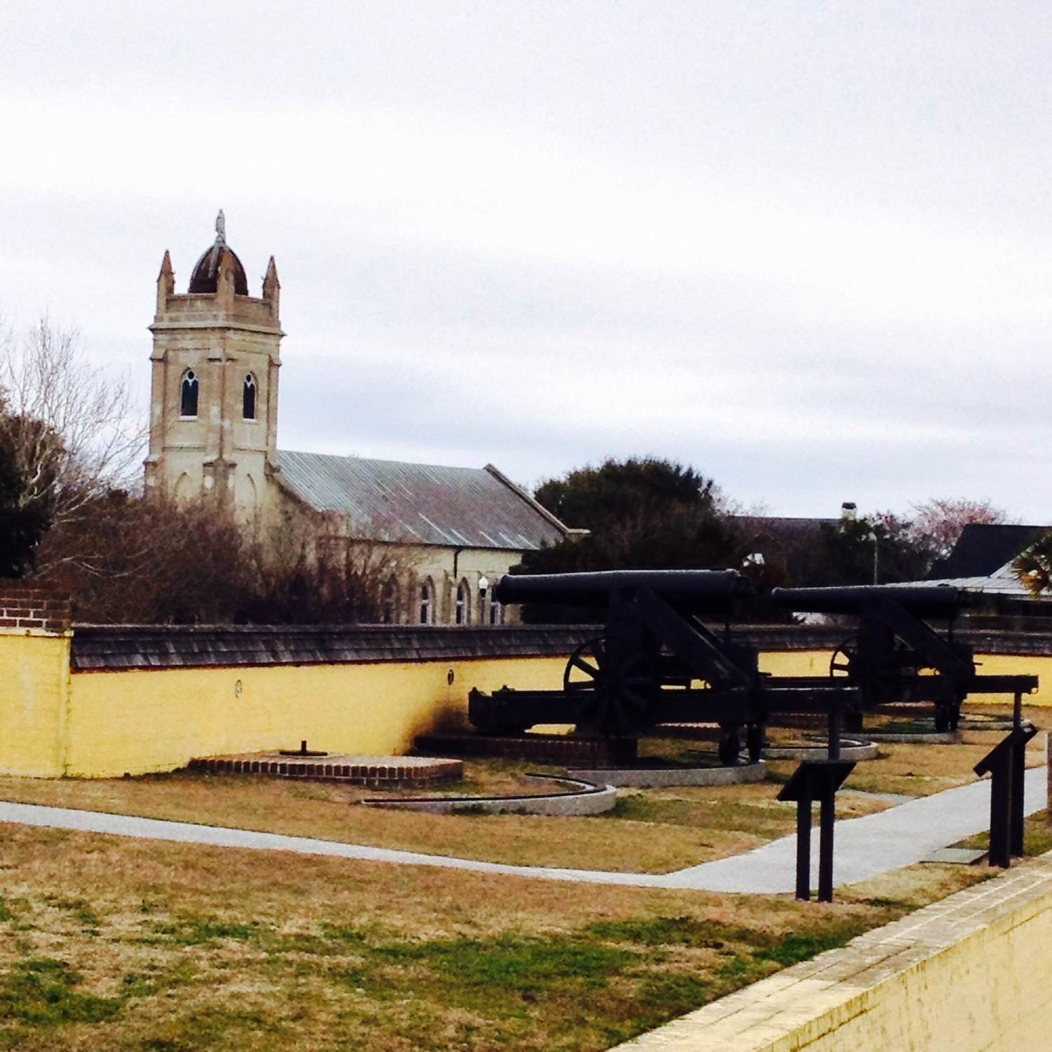 Fort Moultrie, Charleston SC