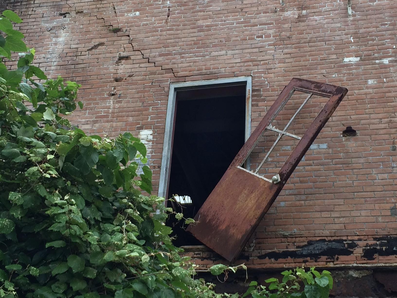 Abandoned Falstaff Beer Factory