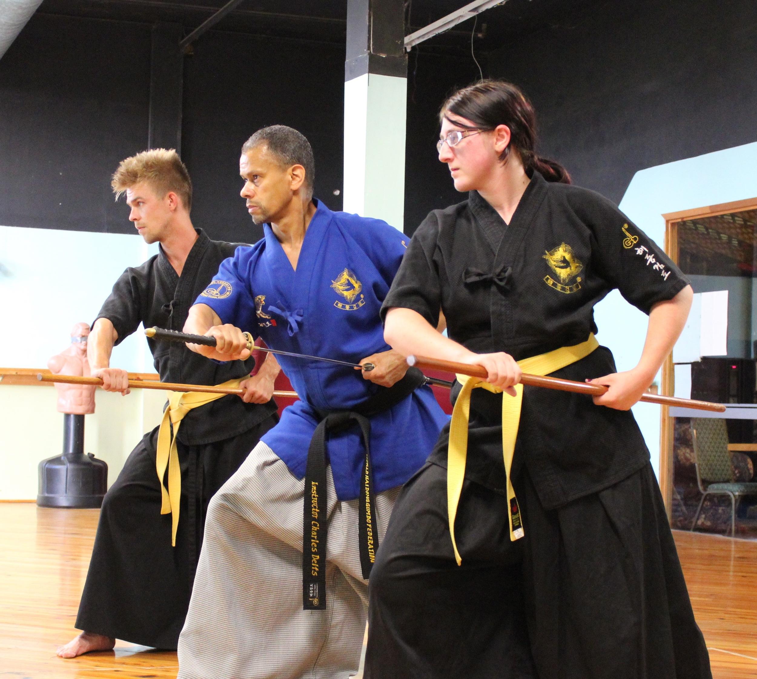 Gumdo Sword Art