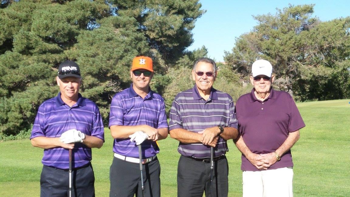 Tim Arthurs, Nathan Arthurs, Jimmy Cordova and Danny Watson