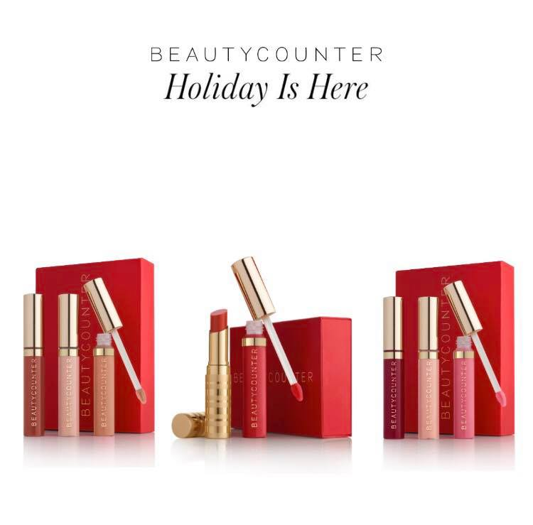 Brand new lip glosses! Check out the Perfect Pout Trio. Comes in Pinks or Nudes. Also new, the Poppy Lip Set. Perfect stocking stuffers. Keep a few for you and give a few to your friends.