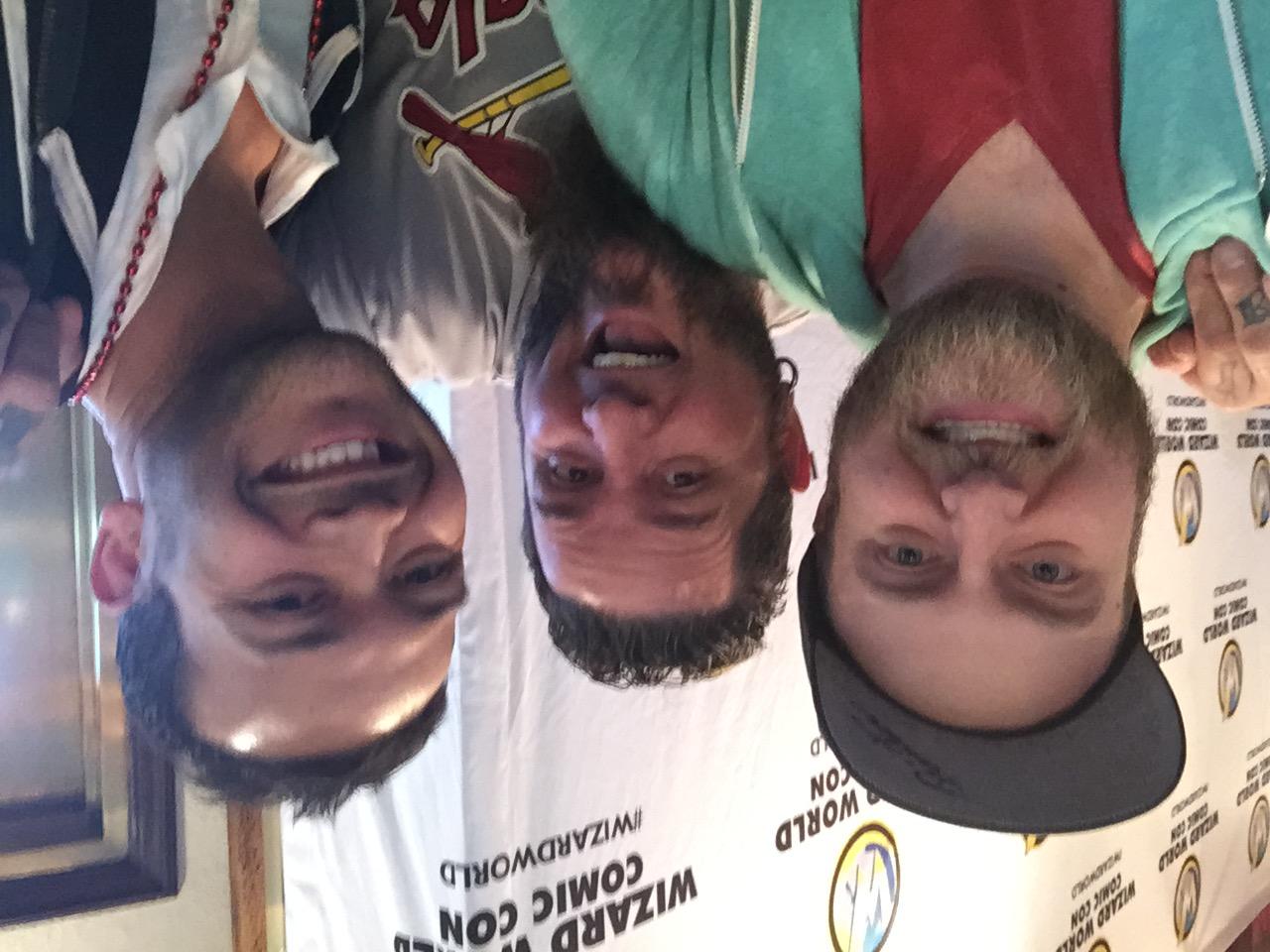 Ryan, Chris51 and Myself