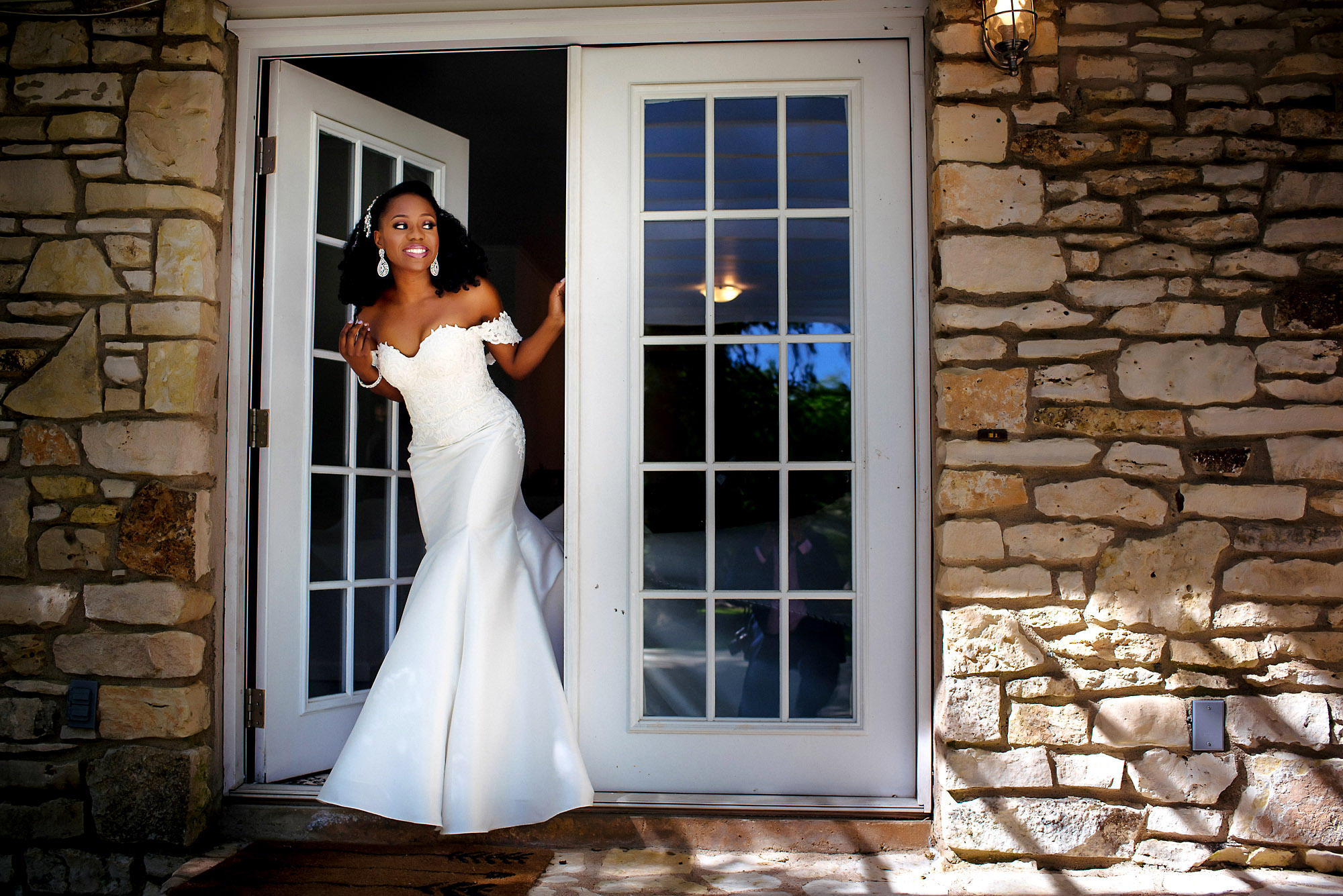 bride walking out of the suite.jpg