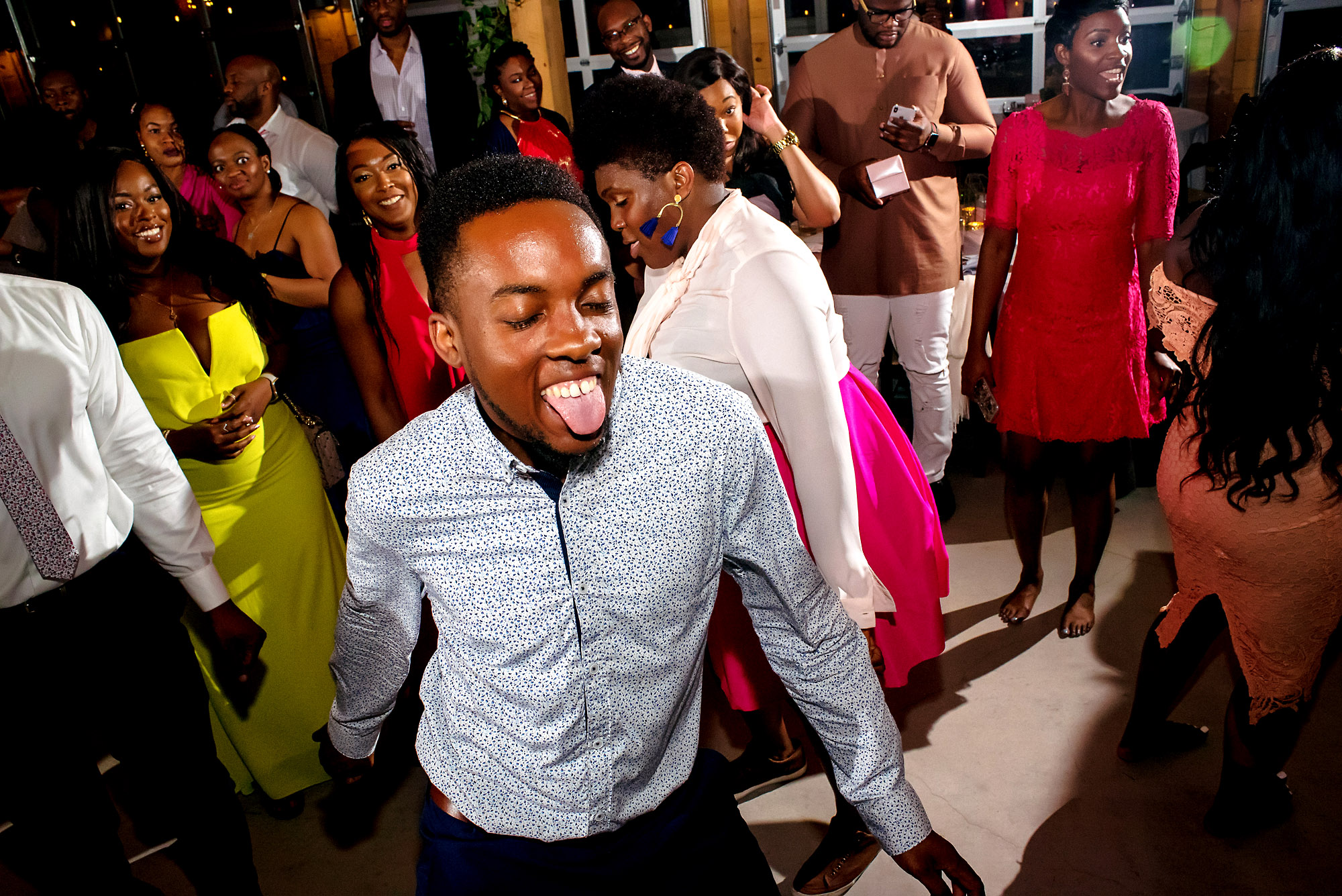 guest on the dancefloor with tongue out.jpg