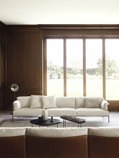 Living Divani Extra Soft.Spotlight Living Divani Sofa Collection West Nyc