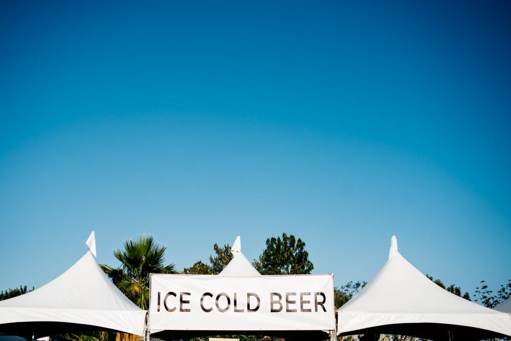 Beer Tent Tachevah 2015