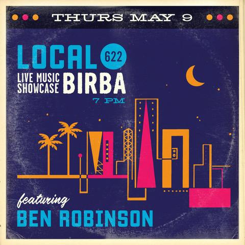 5/9 - Ben Robinson