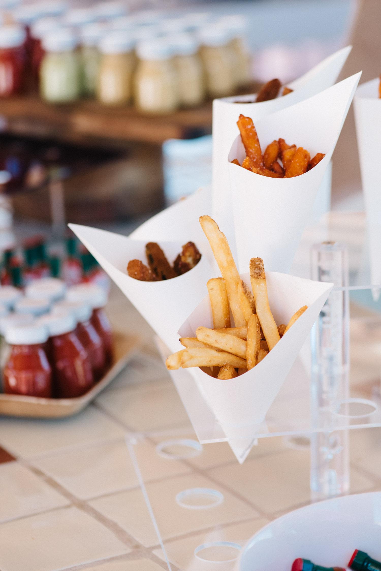 """Fry Bar"" -  F10 Catering  image credit:  Sarah Dickenson"
