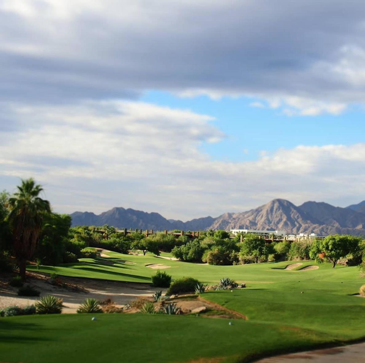 image credit:  Desert Willow Golf Resort instagram