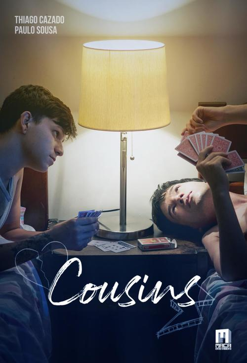 Cousins - SAT 21 SEP83 mins | Rated UR | DramaYoung Lucas lives with his religious aunt in a small country town. Up to now, things have been pretty simple and quiet. But things are about to change. His charitable aunt announces the arrival of another nephew - Mario. Just out of jail, Mario's life has been anything BUT quiet. So when the aunt goes out of town, leaving the boys to their own devices, things can't help but get exciting.