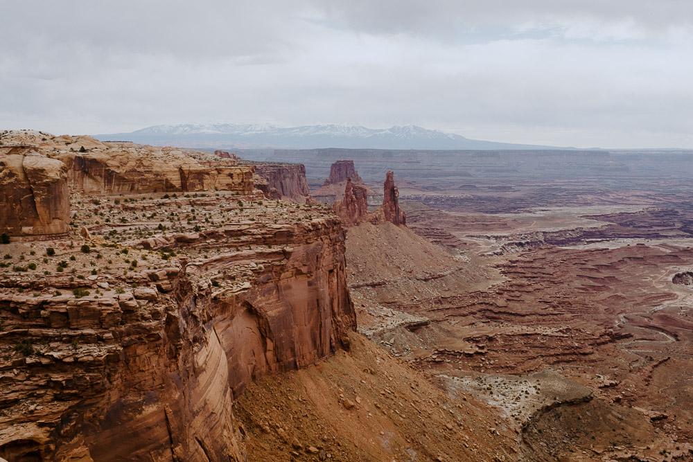 6. Canyonlands National Park, UT