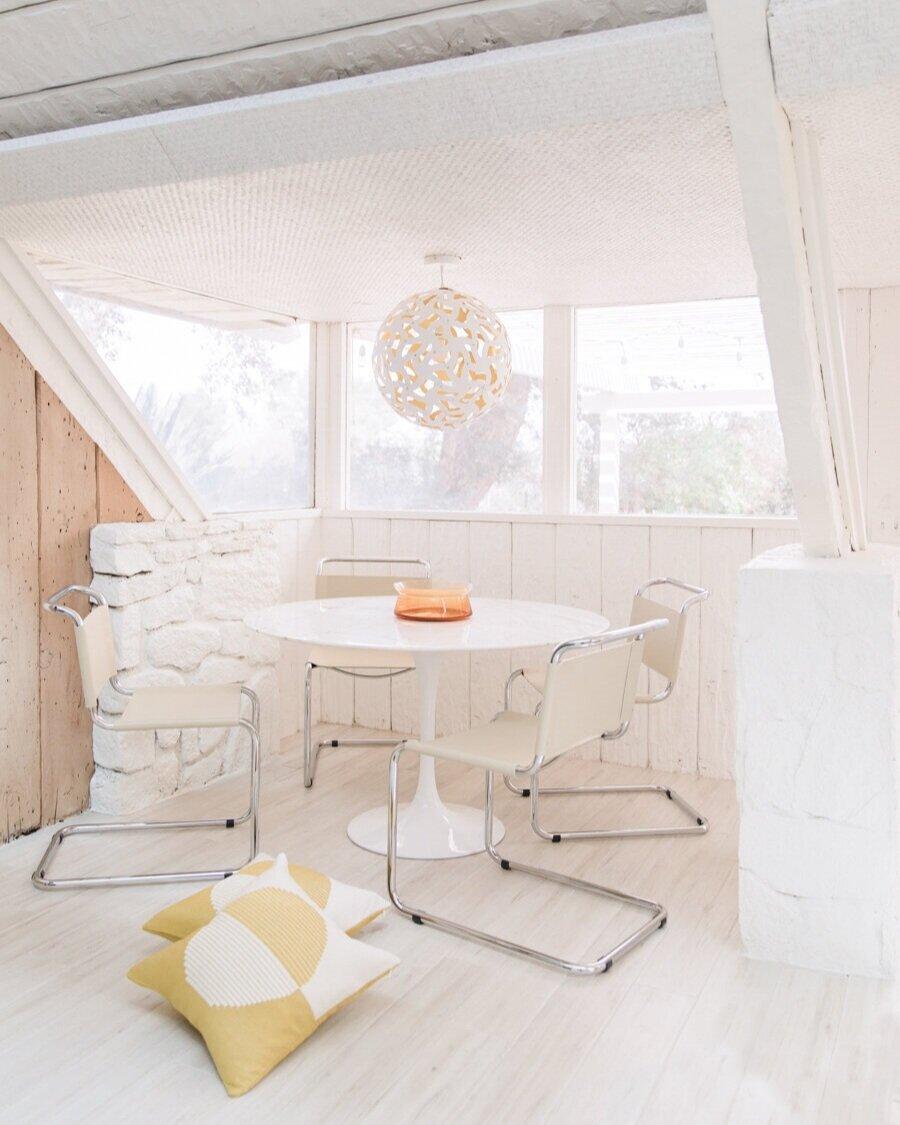 Dining Room After  - designed in collaboration with Anne Sage. photo:  Jayden Lee