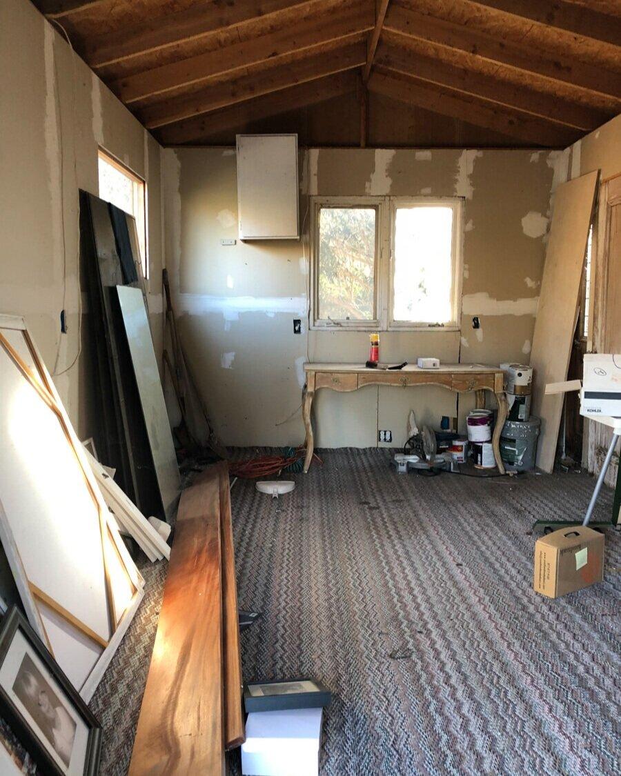 PVC Studio - Before