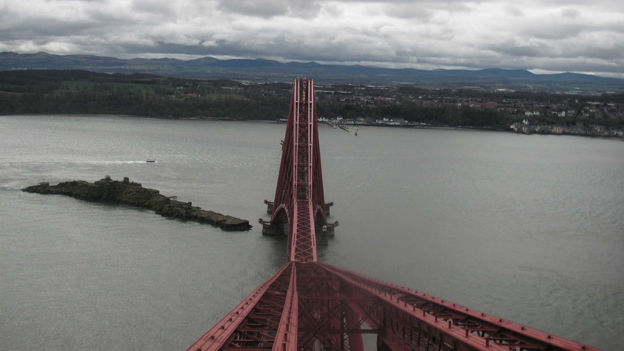 Forth Railway Bridge visit 370 ft.to top24.4.13 071.JPG