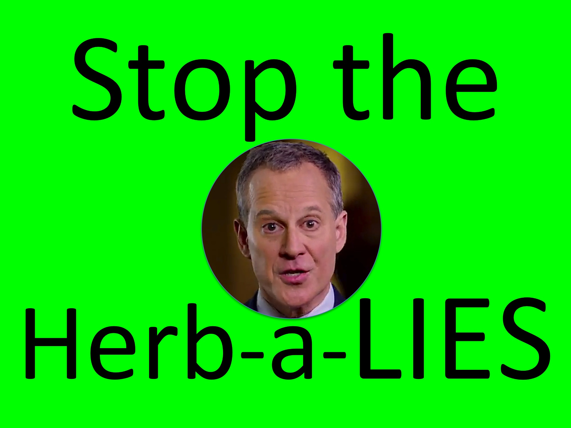 New York State Attorney General  Eric Schneiderman  is reportedly investigating  Herbalife Ltd. , a Cayman Islands corporation headquartered in Los Angeles, over allegations of fraud and for being a  pyramid scheme . To defend itself, Herbalife has employed teams of lobbyists and public relations professionals, including the political consulting firm,  SKD Knickerbocker , that employs Attorney General Schneiderman's ex-wife,  Jennifer Cunningham . Source : Louis Flores/Photo Illustration