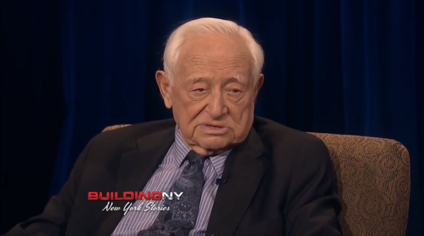 Former Judge  Milton Mollen , seen here in a 2013 interview on  CUNY TV 75 , served as the chair of a famous investigatory panel appointed by former Mayor David Dinkins in 1992 to investigate corruption at the  New York Police Department .  Judge Mollen spoke with Progress Queens in a wide-ranging interview about the raging debate calling for policing reforms.  Source :  CUNY TV 75/YouTube Screen Shot