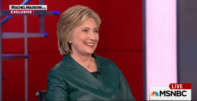 Former U.S. Secretary of State  Hillary Rodham Clinton  made remarks that many LGBT community leaders have called  revisionist  about the Clinton administration record on  LGBT civil rights . Source : MSNBC.com
