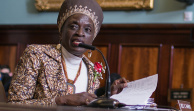 Councilmember Inez Barron (D-East New York) has announced an insurgent campaign to become a history-making Council speaker of the Municipal legislature. Source : New York City Council.
