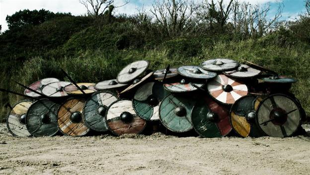 shield-wall
