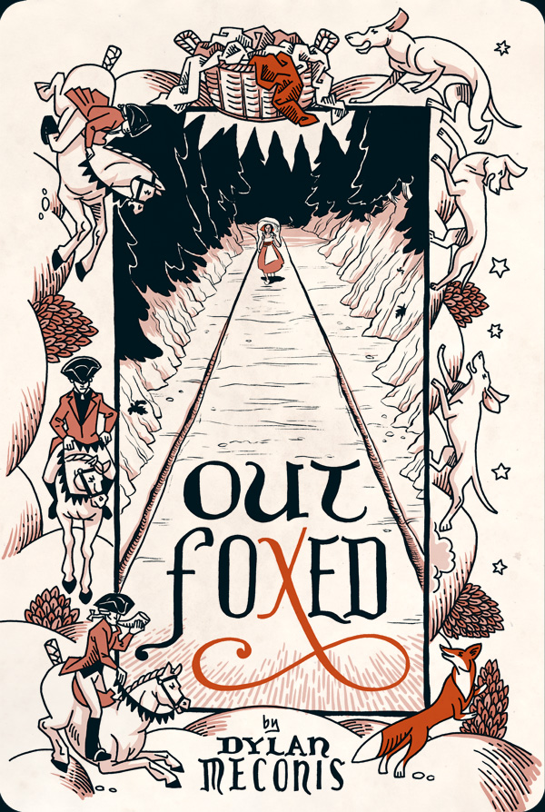Outfoxed  by Dylan Meconis -  Click here to check it out .
