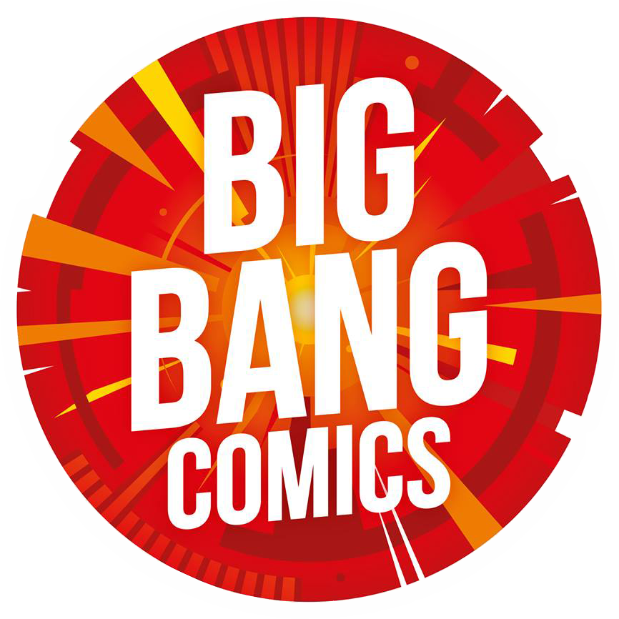 Big Bang Comics (Twitter) - An Eisner award nominated comic book shop that regularly tweets about the comic book market.A Must-Follow.