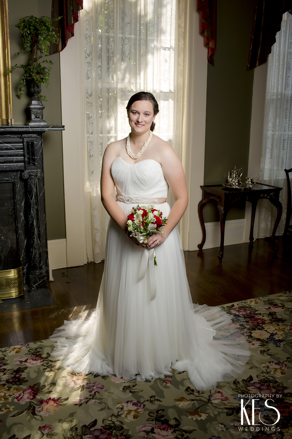 Bridals With Sarah Trapnall Hall Little Rock Arkansas Wedding