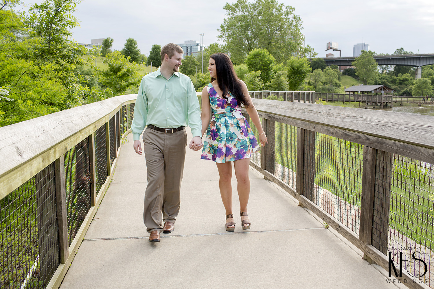 Engagements with Amber and Jacob Little Rock River Market8.JPG