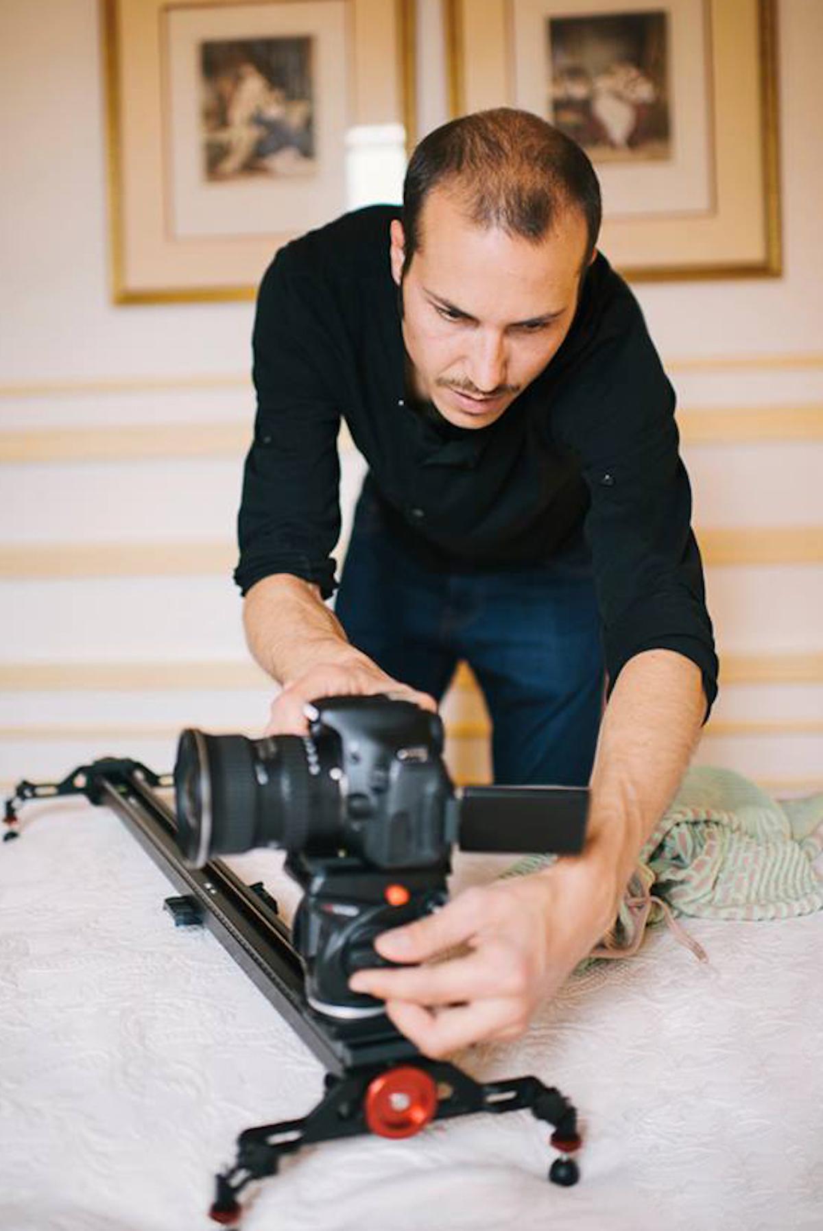 NICOLAS // - – Worldwide –Nicolas a la discrétion d'un vrai reporter, il aime capturer des images et des émotions prises sur le vif.Curieux et passionné d'images, il est depuis plus de 10 ans vidéaste.Il a depuis approché tous les domaines de la vidéo, de l'écriture à la livraison finale, ce qui lui permet d'avoir une vue d'ensemble sur chaque projet.–Nicolas has the tact of a true reporter, he likes capturing images and emotions from moments of life.Inquisitive and passionate about pictures, he has been a video maker for over 10 years. Since then he has reached every steps of the video production process from the writing to the final editing. His experience give him an overall view of each project.