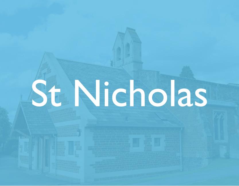 Team Churches - St Nicholas