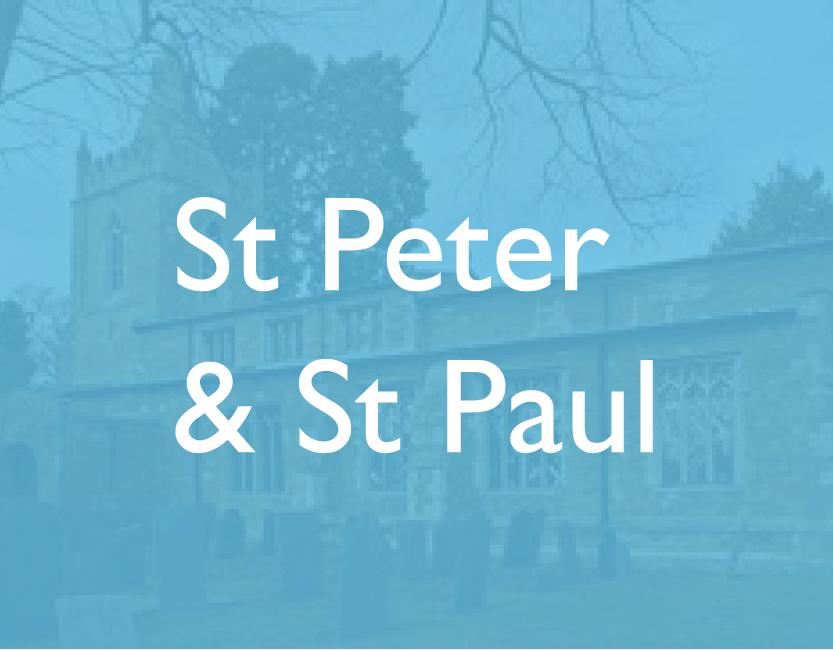 Team Churches - St Peter & St Paul
