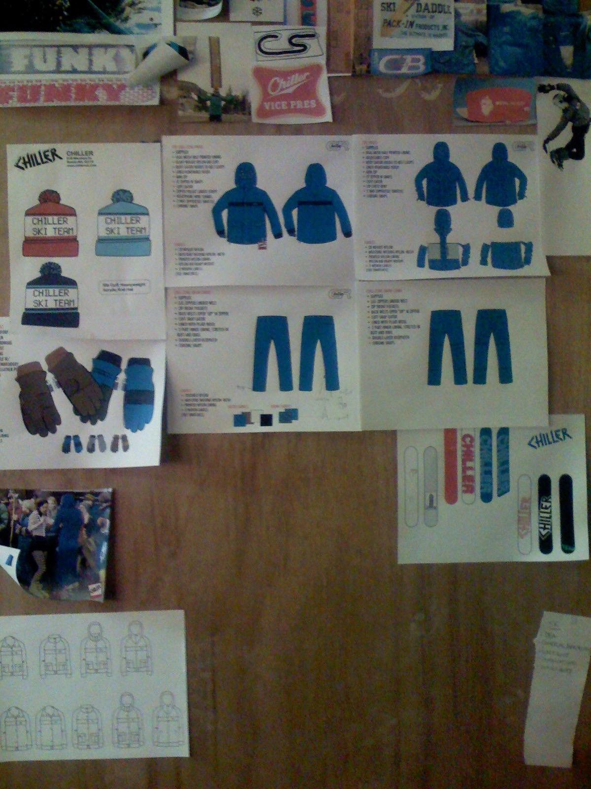 First Design Board, 2008