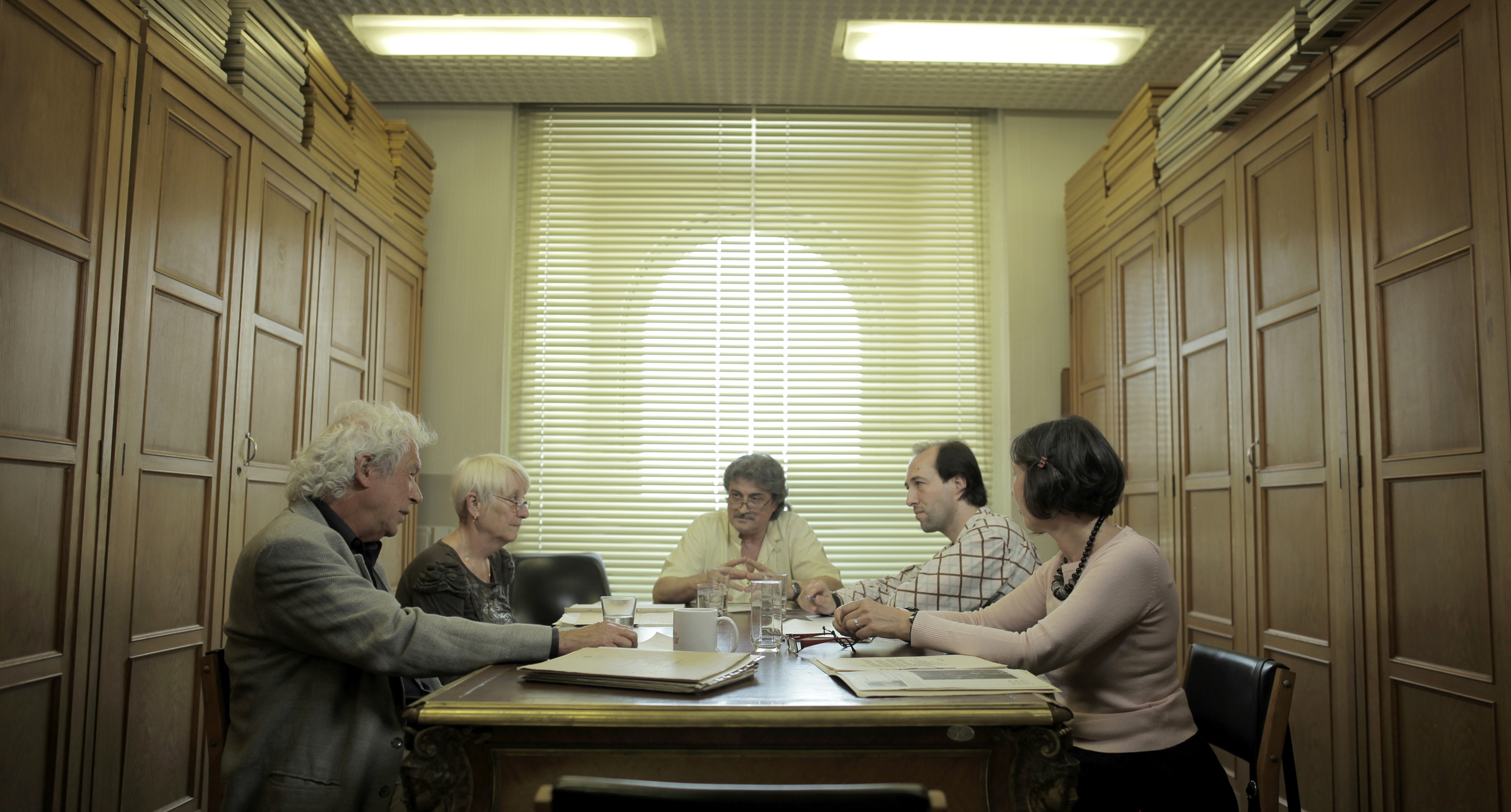 "Karolina Breguła, ""The Offence"" (2013),video, 20'30'"