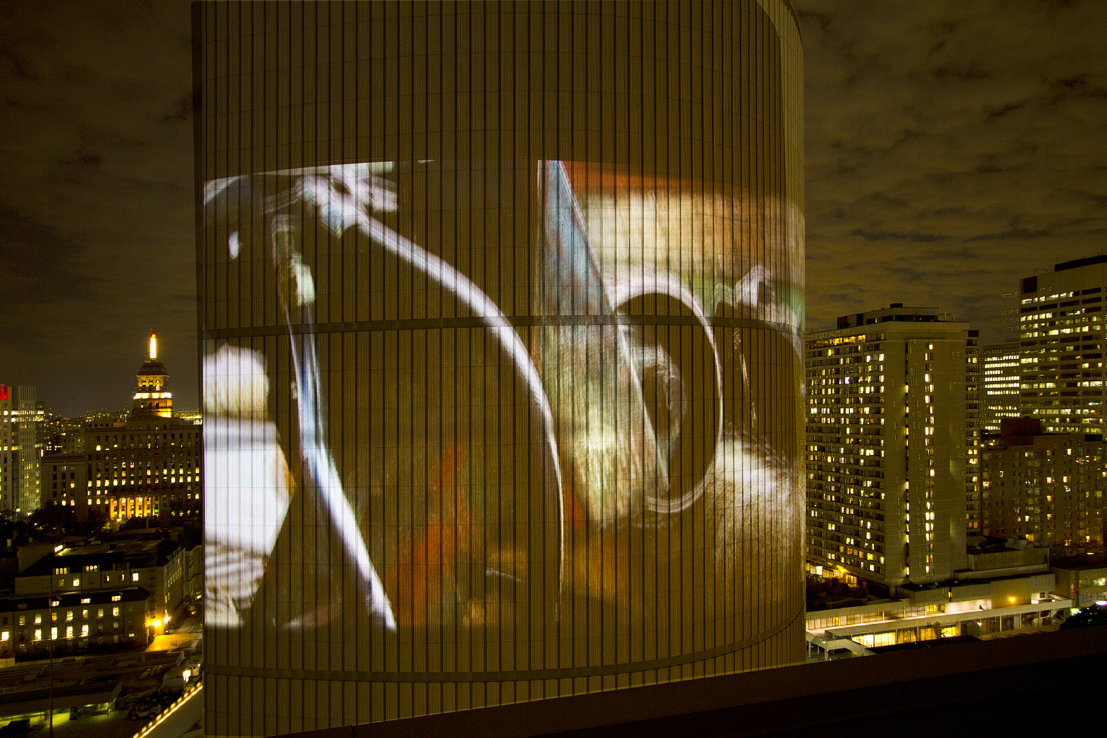 ONCE  UPON A TIME (2011-2012) HD VIDEO, SOUND 4.1, 9'16'' LOOP, SINGLE CHANNEL INSTALLATION