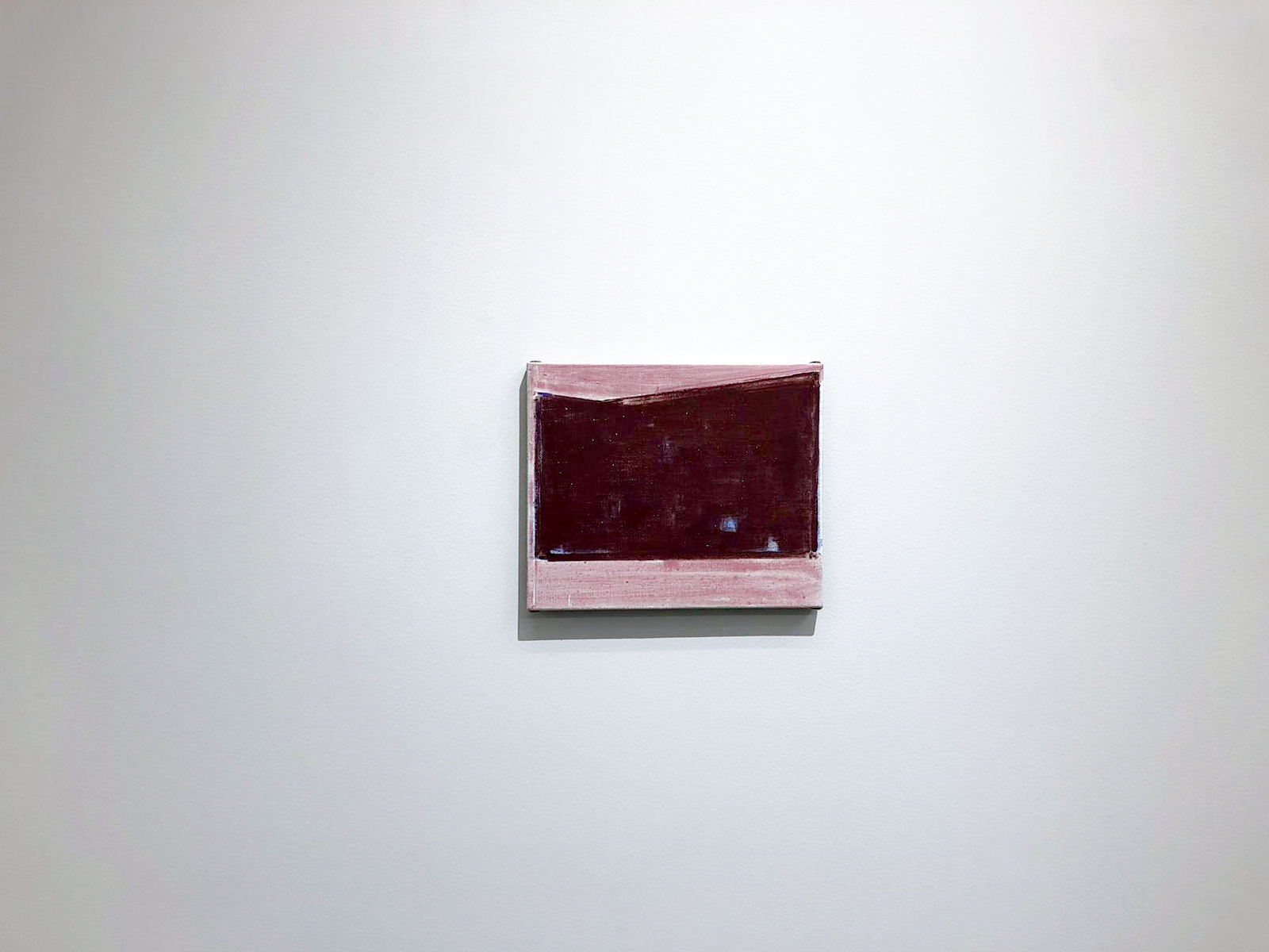 BERG Contemporary - solo show by John Zurier