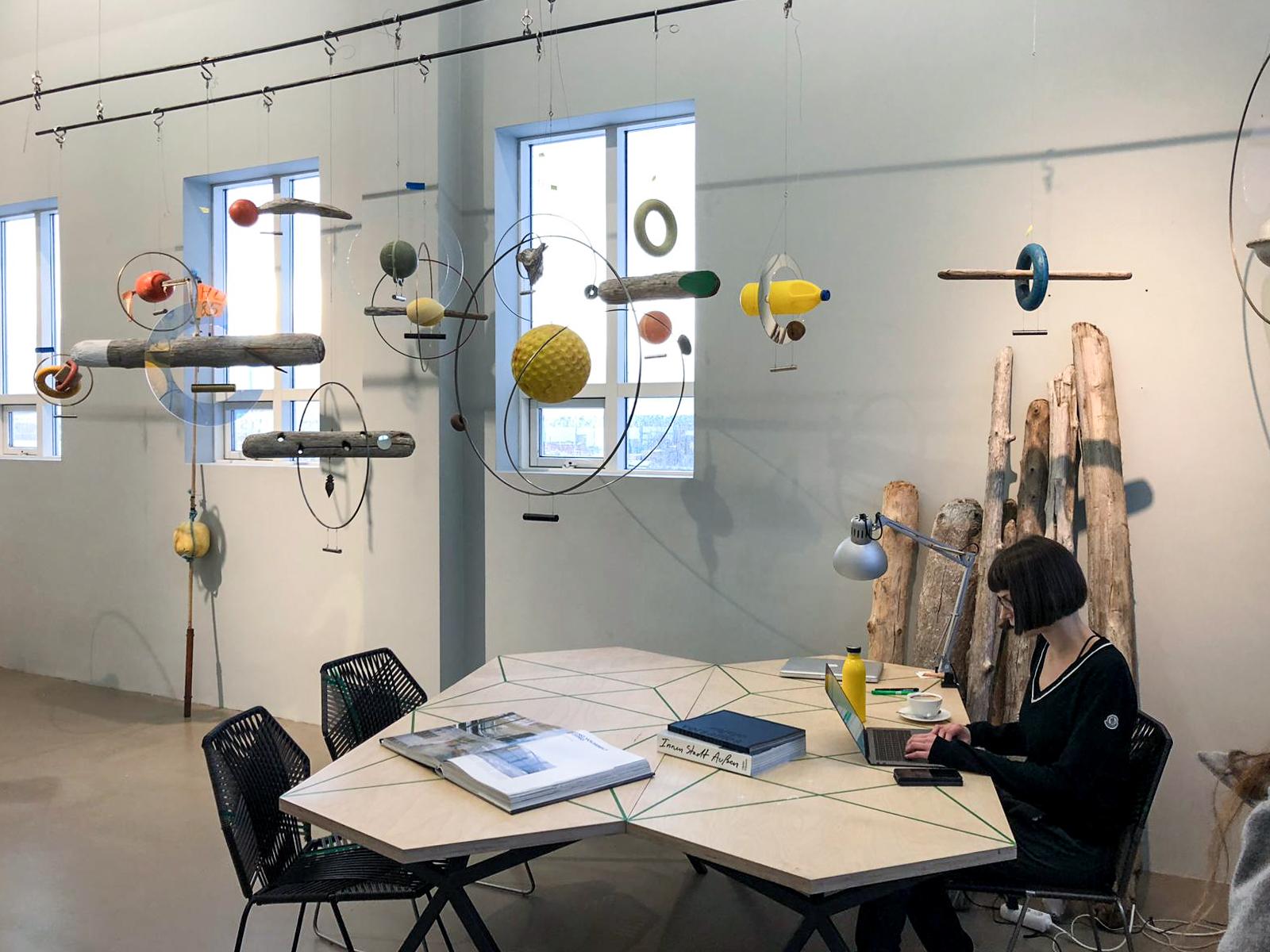 The Marshall House - Studio Ólafur Elíasson