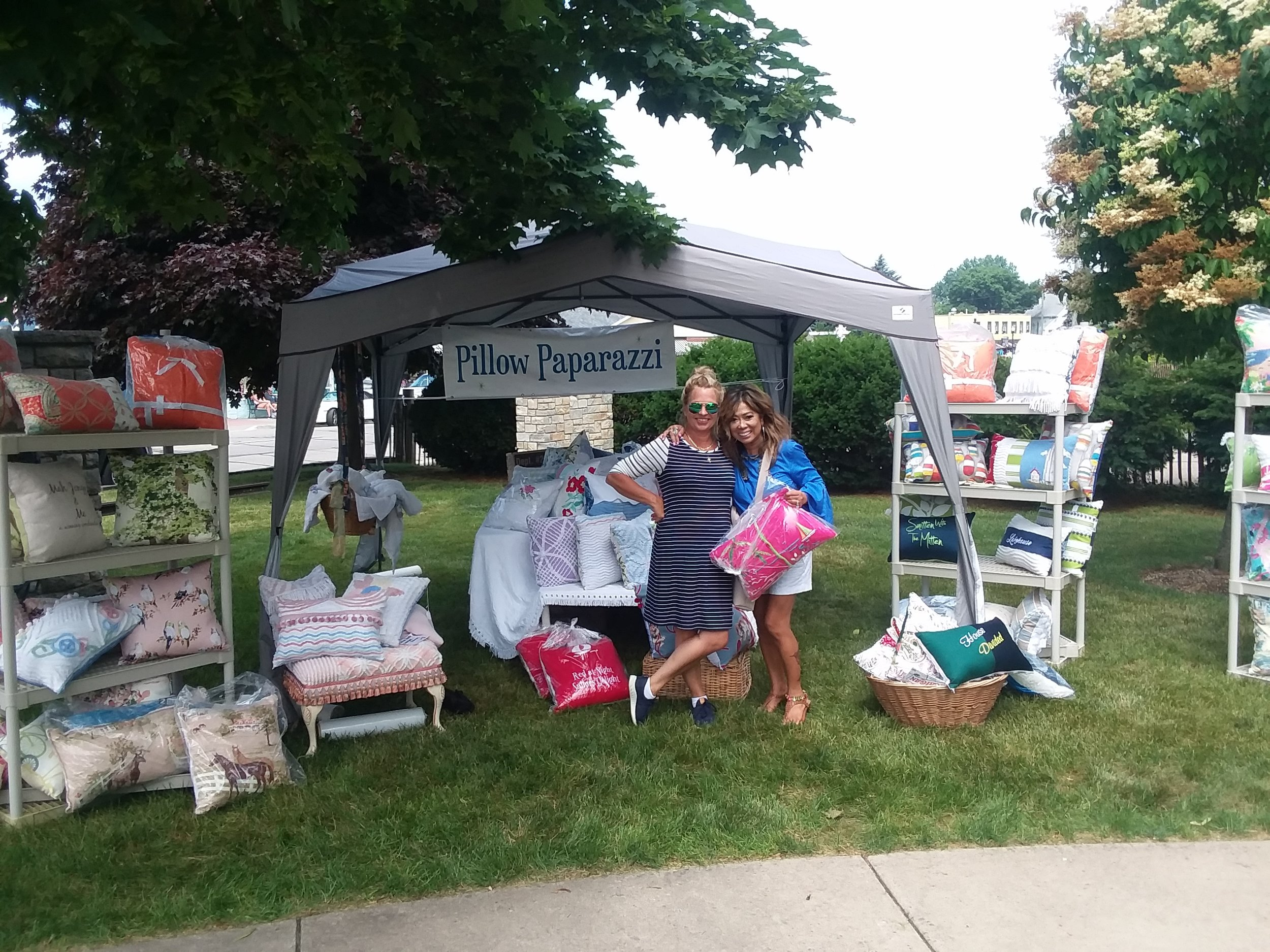 Western Region Winner: Market on Main in Caseville has had great success so far! Bringing vendors, performers, and entertainment for kids to downtown Caseville
