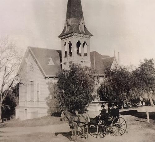 Original building at 101 Church Street