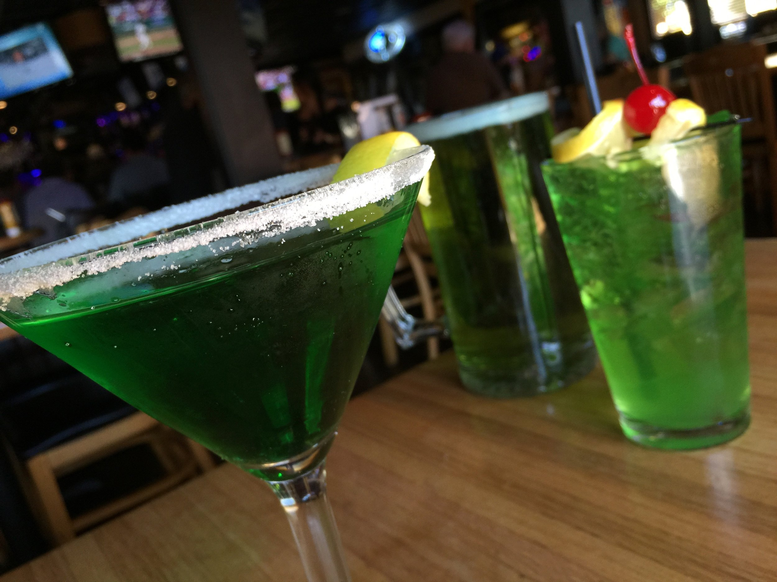 COME GET YOUR JIG ON. - St. Patrick's Day. 11am-11pm.