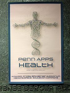 H-MET students initiated collaboration between Penn Apps, the Perelman School of Medicine, Penn Center for Innovation, and UPHS to create the PennApps Health hack in September.