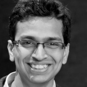 Vignesh Kasinath, GR'14