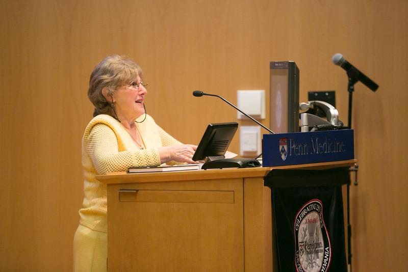 Distinguished Graduate Award winner Patricia A. Gabow, M'69, INT'73
