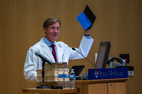Dean J. Larry Jameson discusses changes in medical curricula through the years at Parents and Partners.