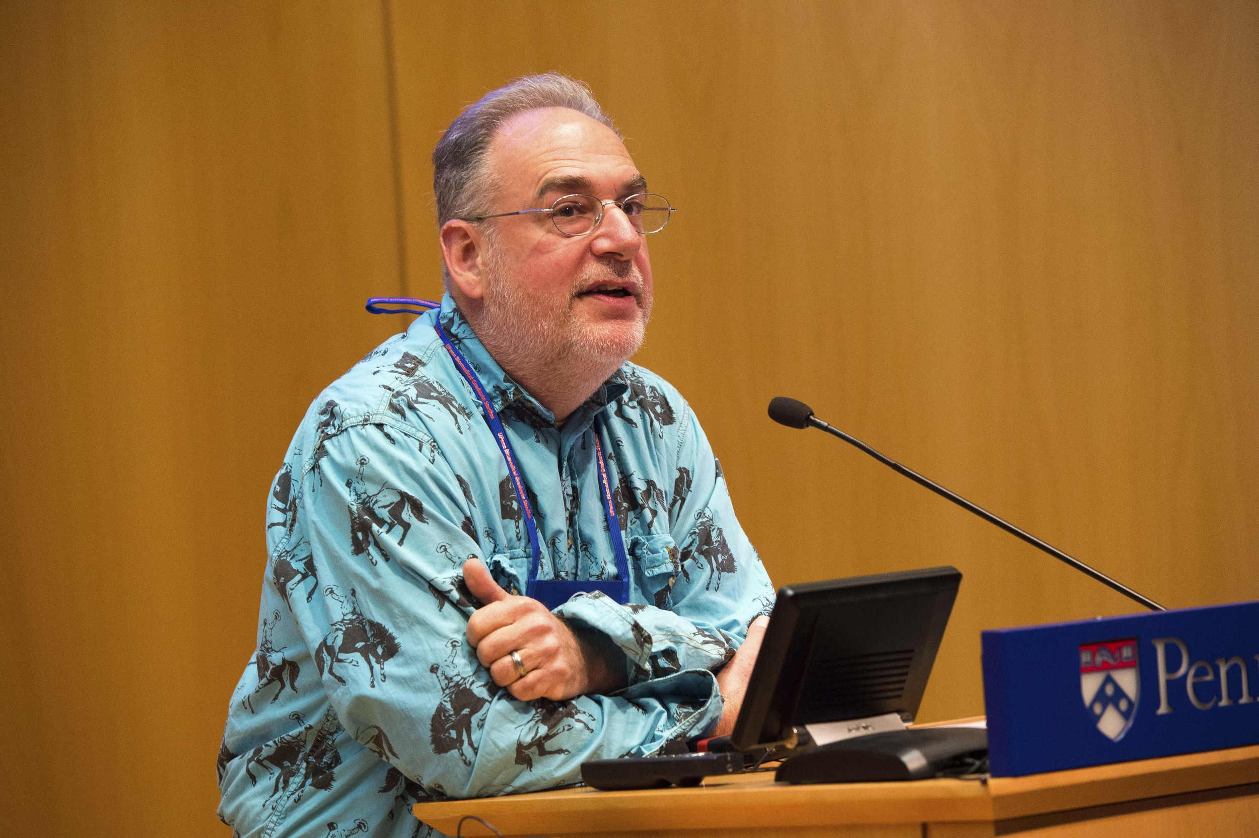 Michael P. Nusbaum, PhD