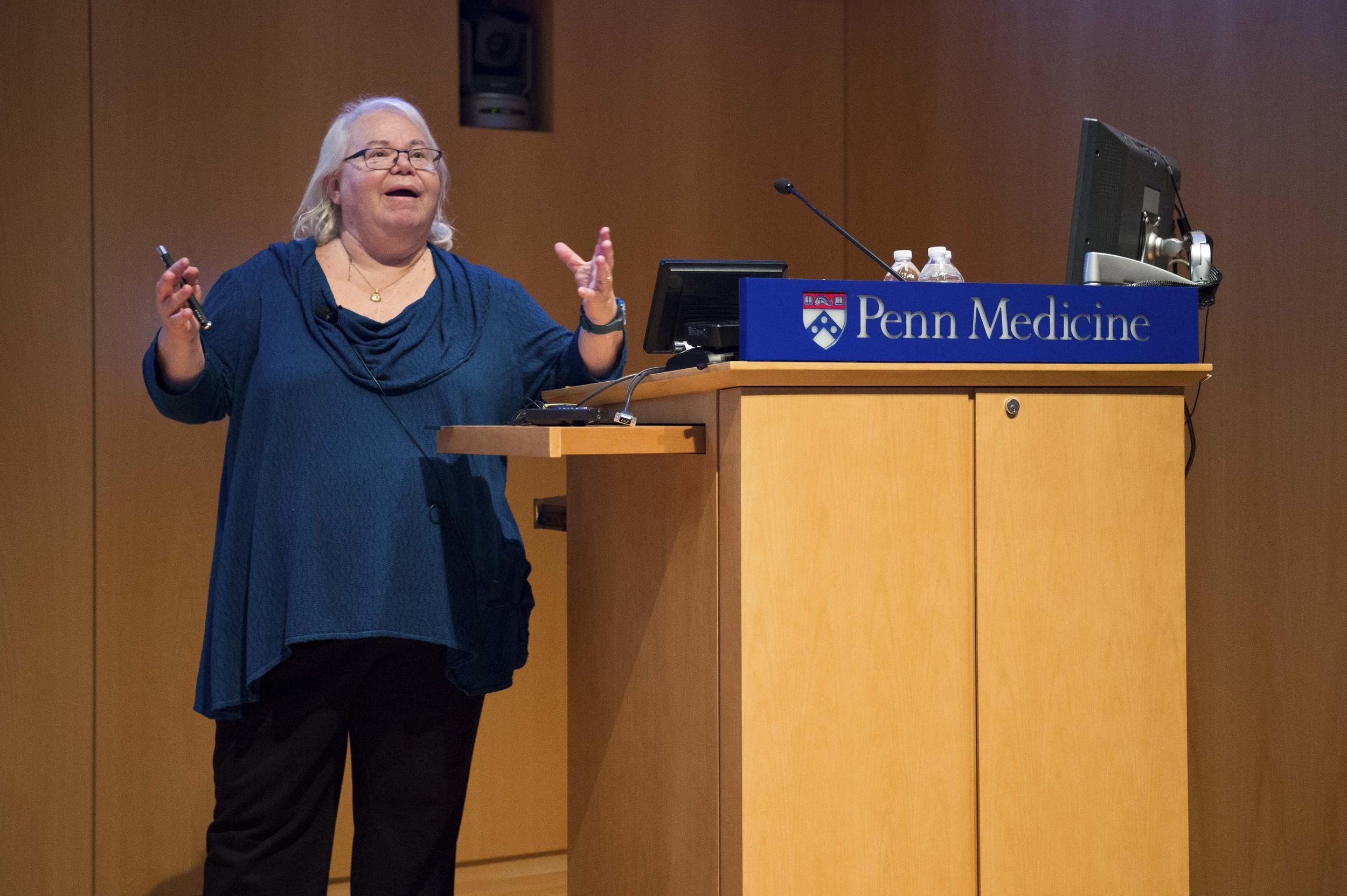 Eve Marder, PhD