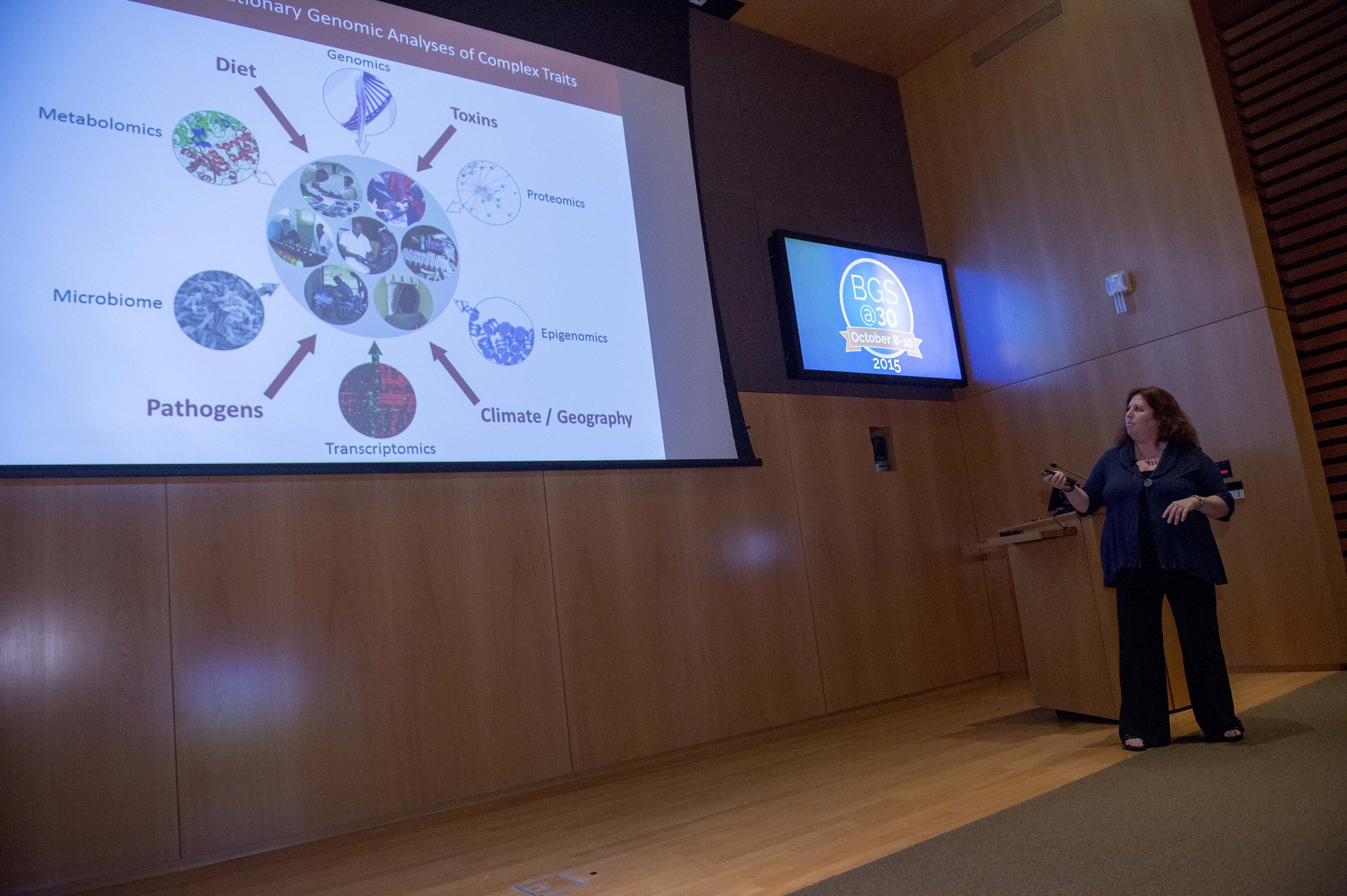 Dr. Tishkoff discusses her research on African evolutionary genomics