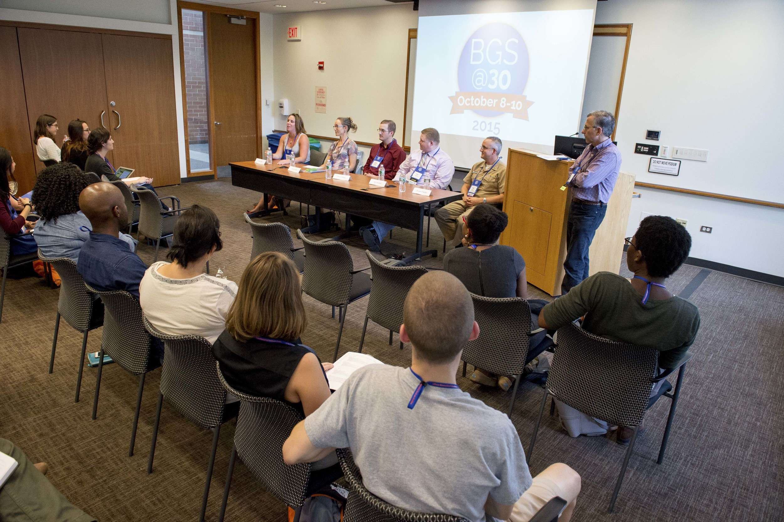 Science Policy Career Panel