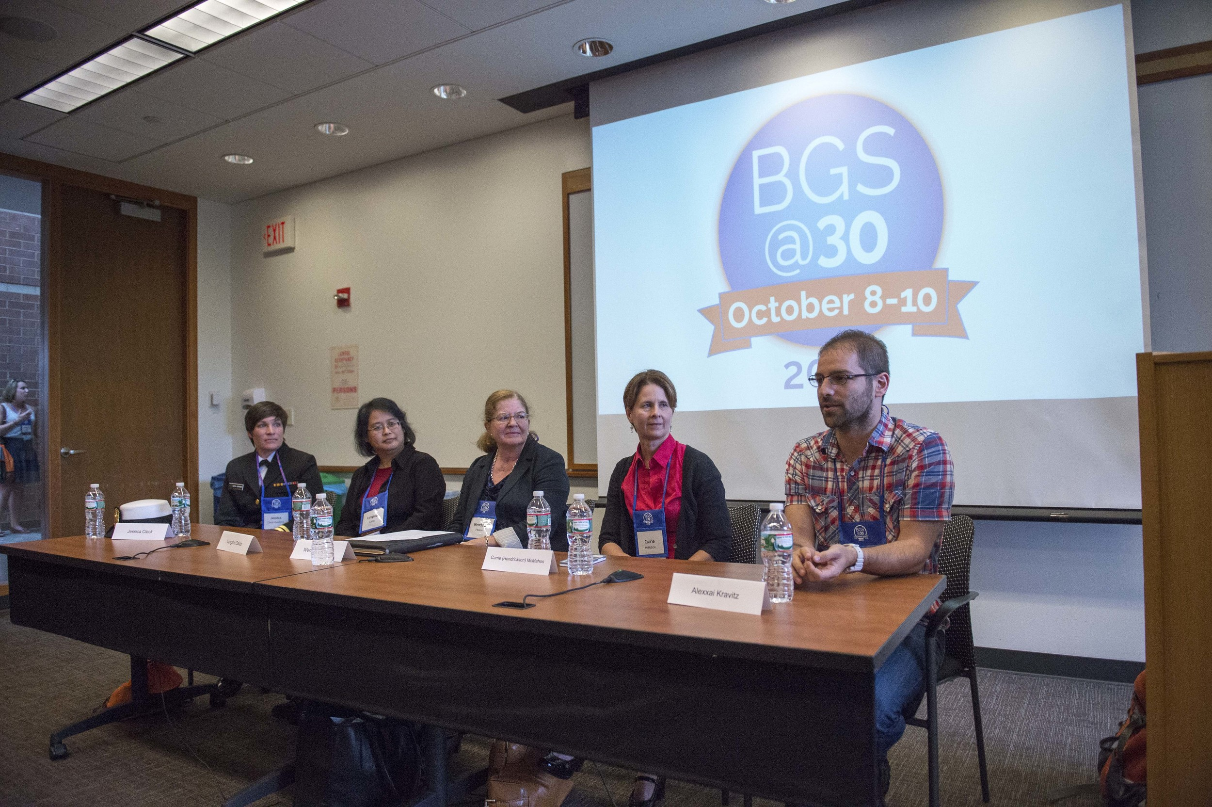 Government Labs/NonProfit Career Panel